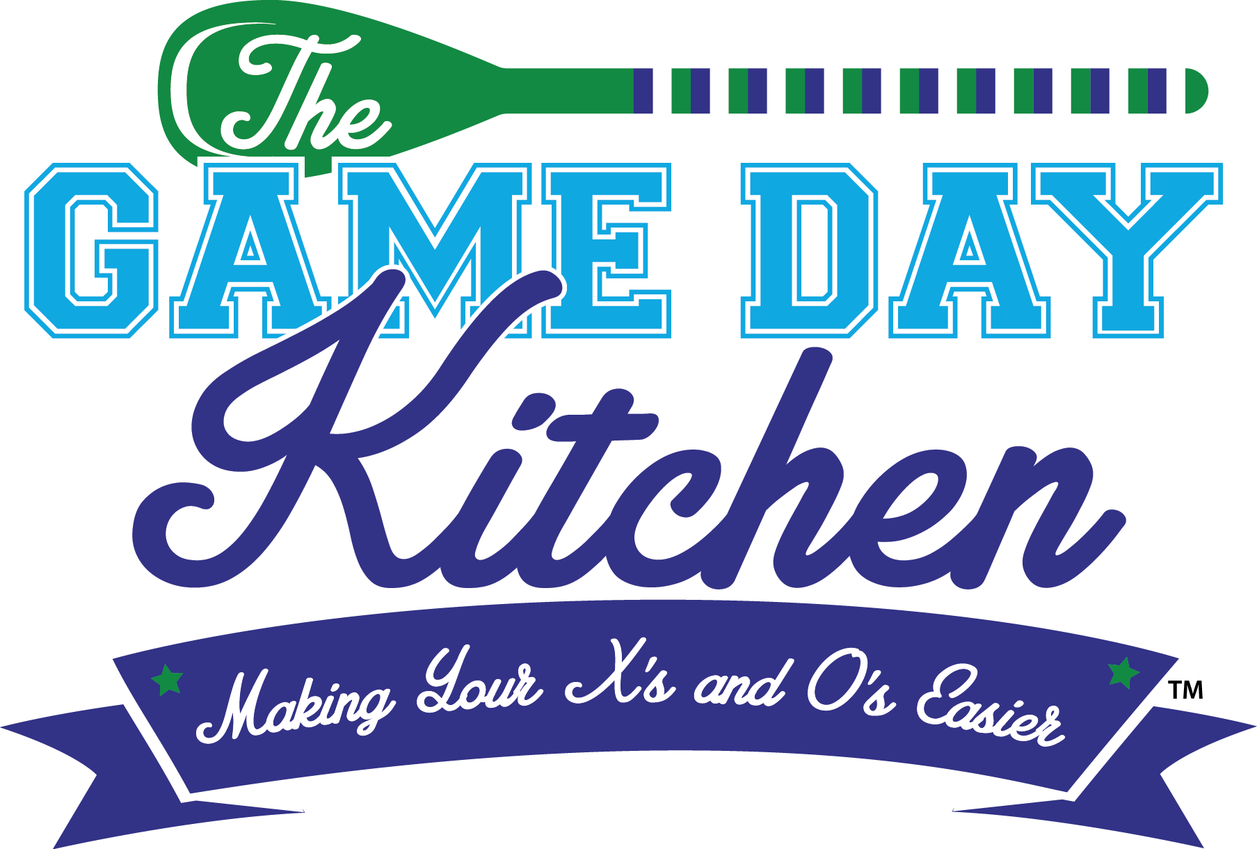 The Game Day Kitchen